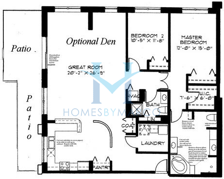 New Townhome Plans Get House Design Ideas