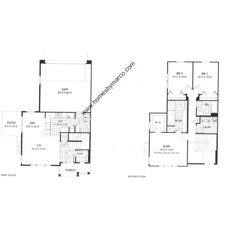 Arlington Heights Home Addition: Arlington Model In The Greenwood Place Subdivision In