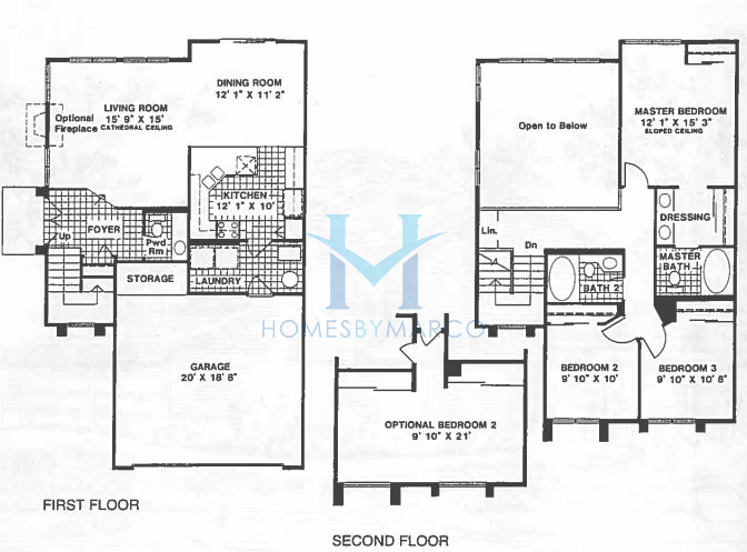 Arlington model in the Weathersfield North subdivision in Schaumburg ...