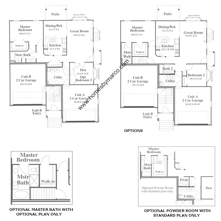 Augusta model in the winfield terrace subdivision in for Builders plan service augusta ga