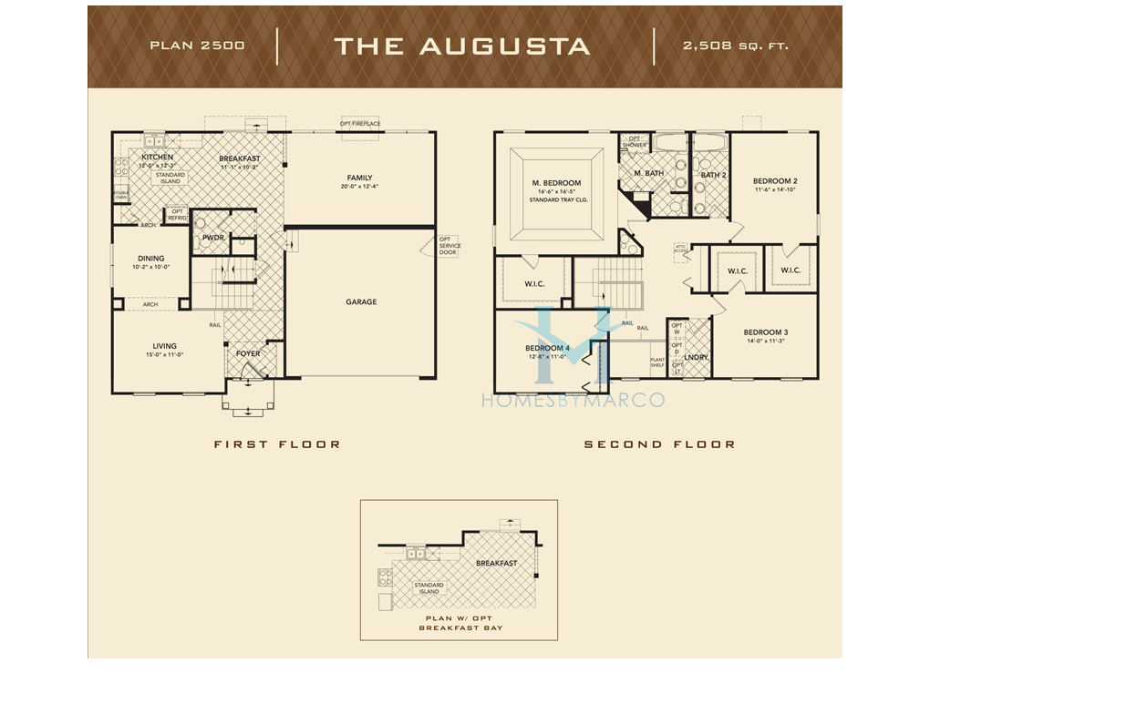 Augusta model in the midlane country club subdivision in for Builders plan service augusta ga