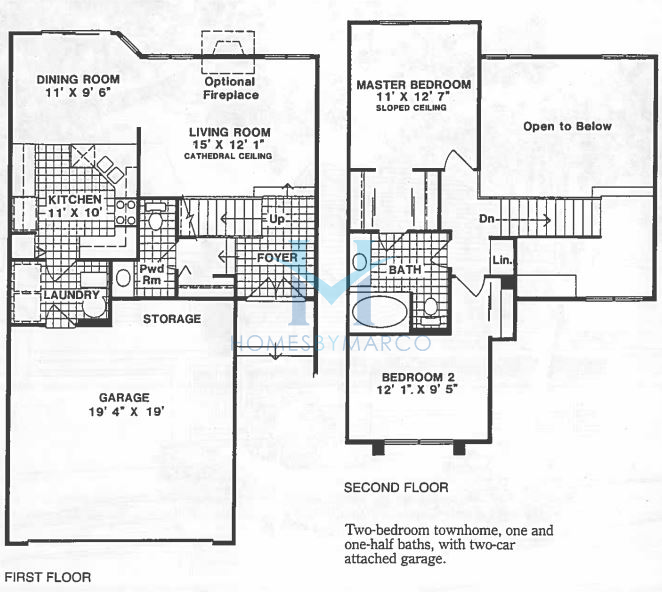 Barrington model in the weathersfield north subdivision in for Barrington floor plan