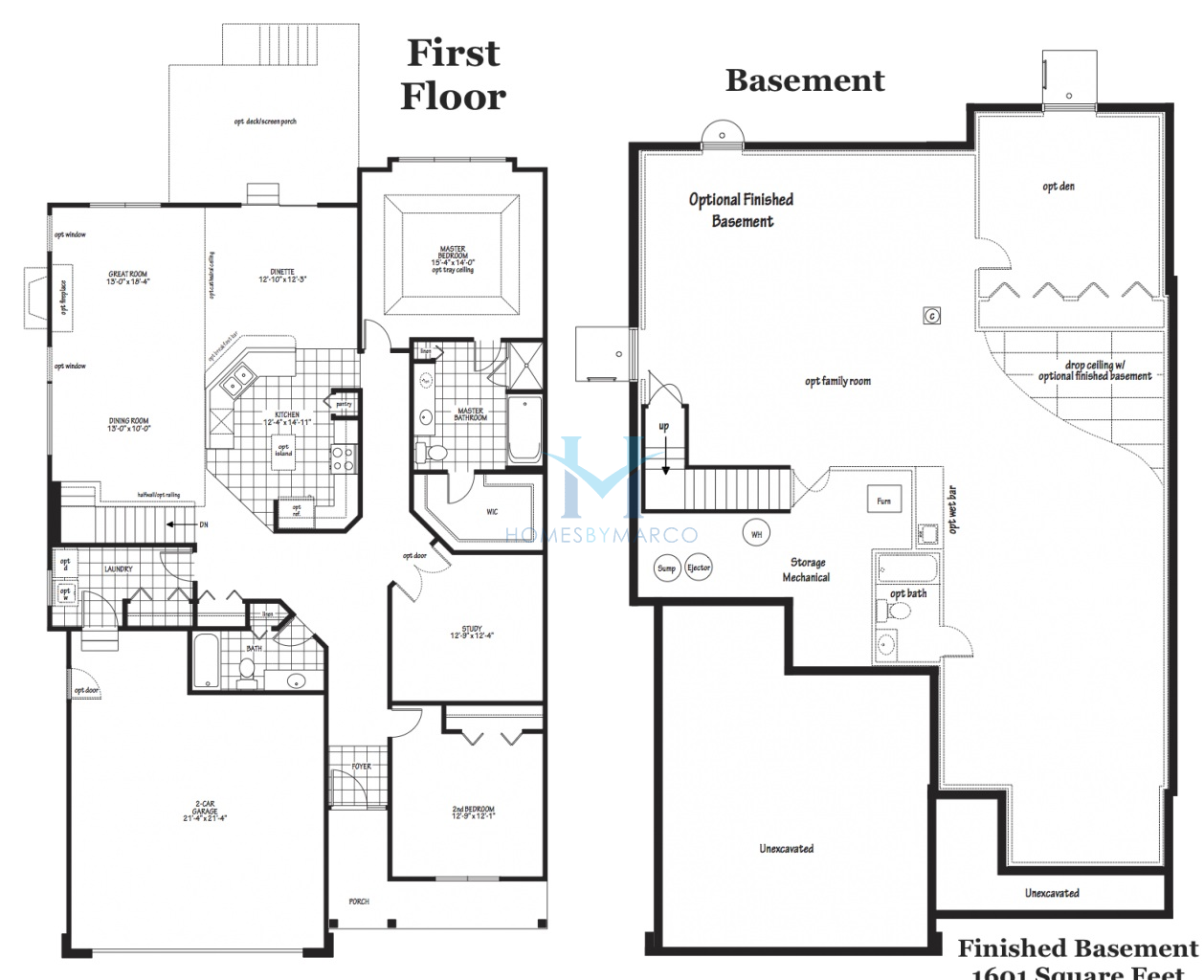 2 Car Garage Townhome Plans - Engine Diagram And Wiring