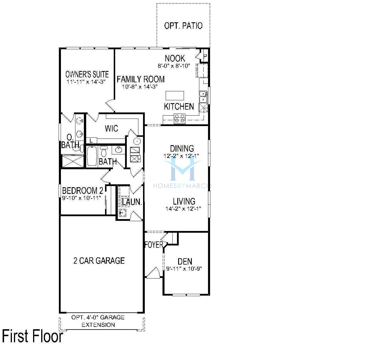 Belmont model in the Edgewater by Del Webb subdivision in Elgin ...