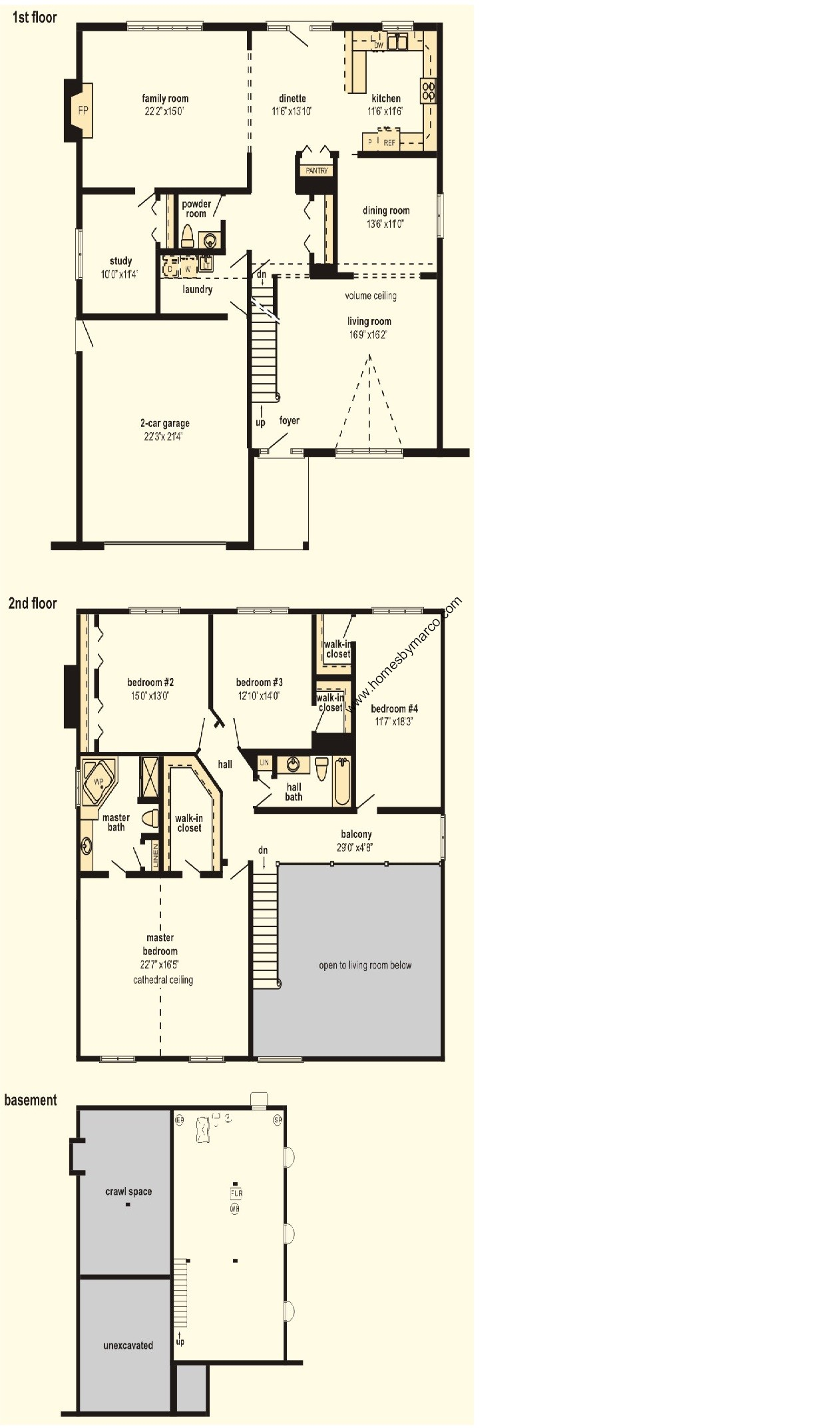 100 Covington Floor Plan New Home In Covington Wa
