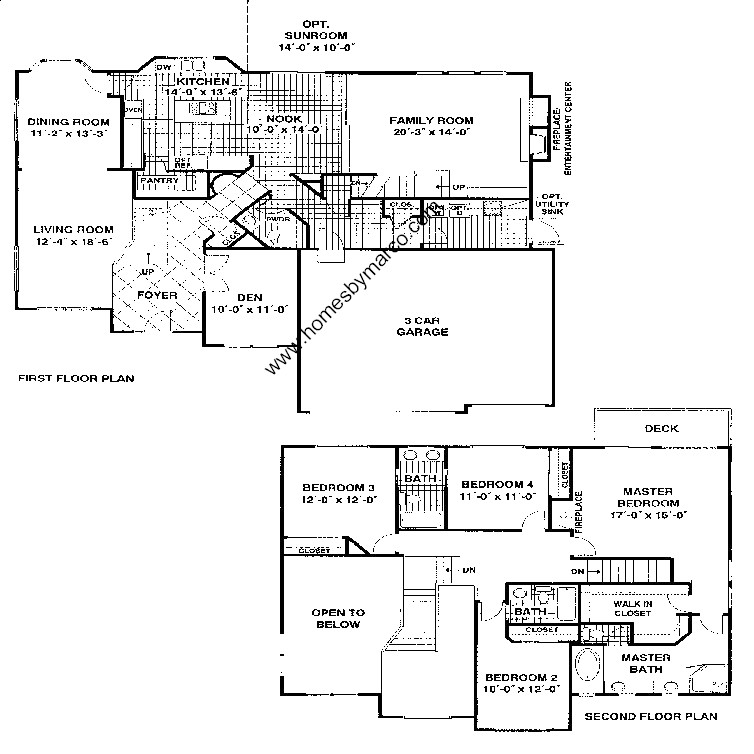 Braemar model in the saint andrews subdivision in vernon for Rembrandt homes floor plans