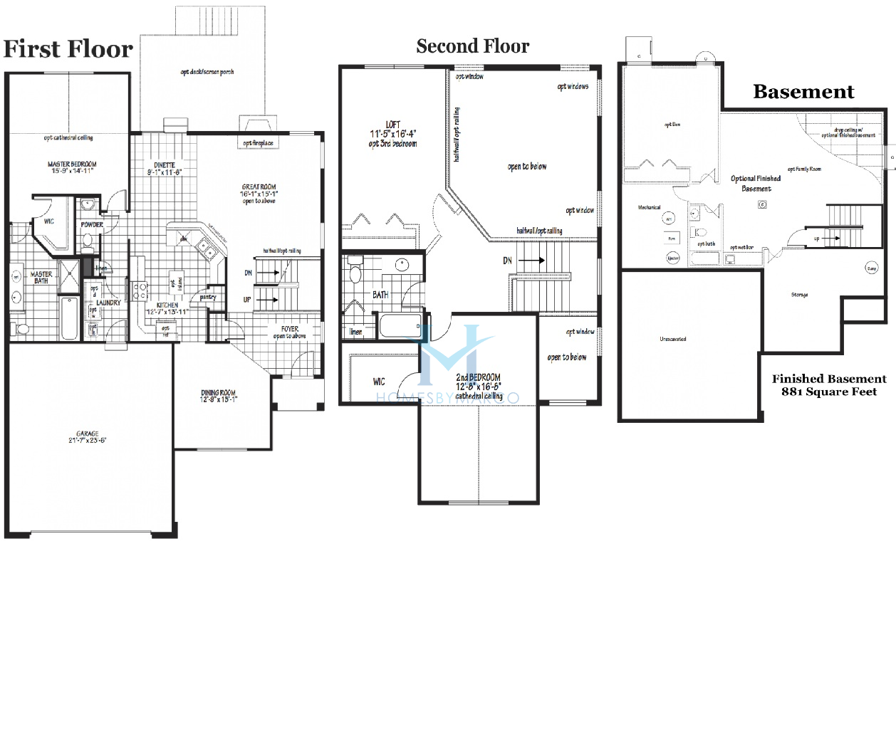 100 Brighton Homes Floor Plans 28 Images