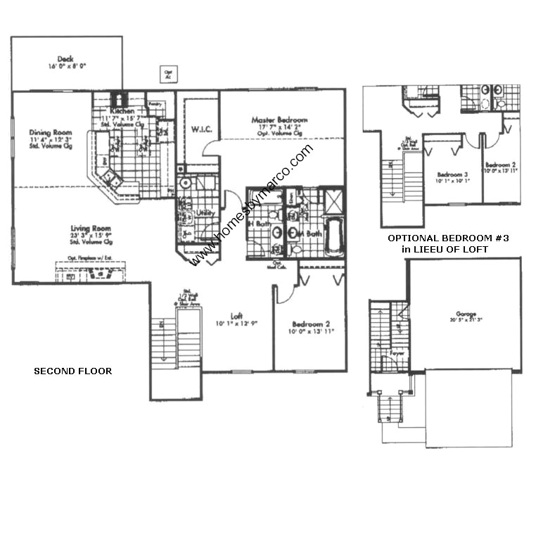 Canterbury model in the hampton glen subdivision in Canterbury floor plan