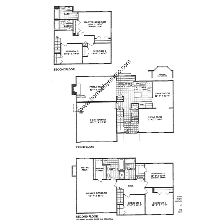 Churchill house model in the eastlake farms subdivision in for Eastlake house plan