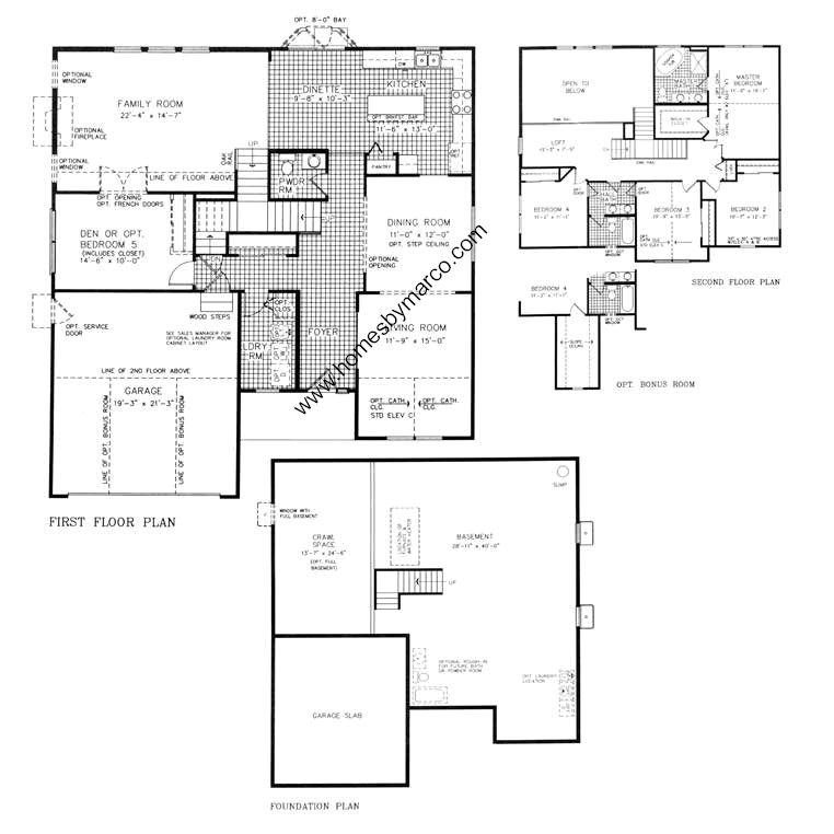 Clearwater Model In The Wesmere Subdivision In Plainfield
