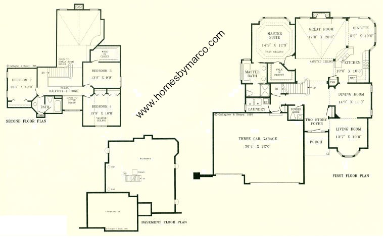 Coventry model in the farmingdale village subdivision in for Coventry homes floor plans
