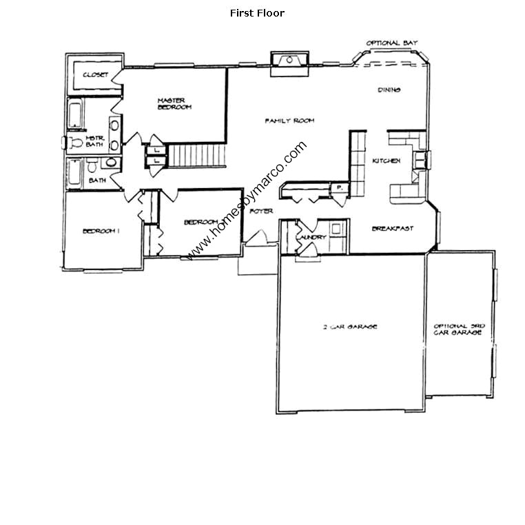 Creekside-A Model In The Riverbend West Subdivision In