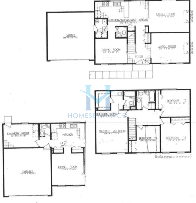 Dartmouth model in the the orchards subdivision in lake for Dartmouth floor plans