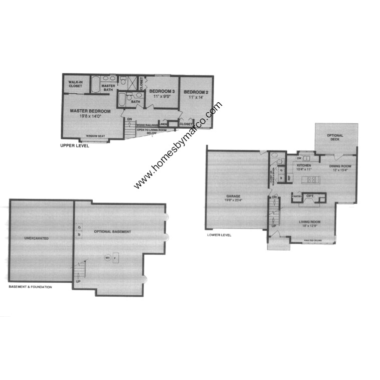 Devonshire model in the fox chase of oswego subdivision in for Devonshire floor plan