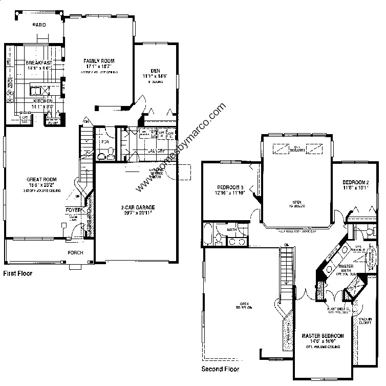 Devonshire model in the inverness subdivision in vernon for Devonshire floor plan