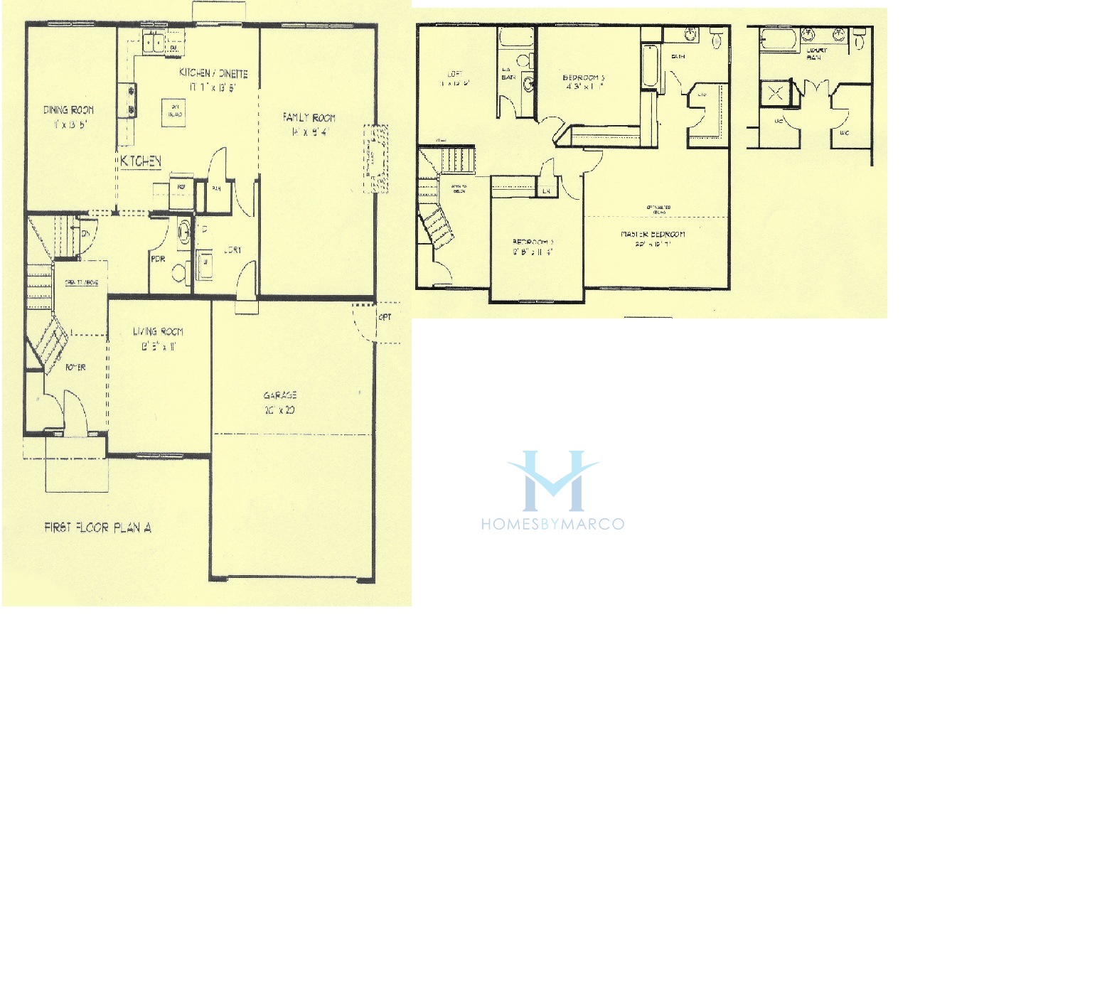 Devonshire model in the trails of pheasant ridge for Devonshire floor plan