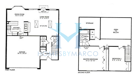 Eaton model in the westchester place subdivision in for 1120 westchester place floor plan