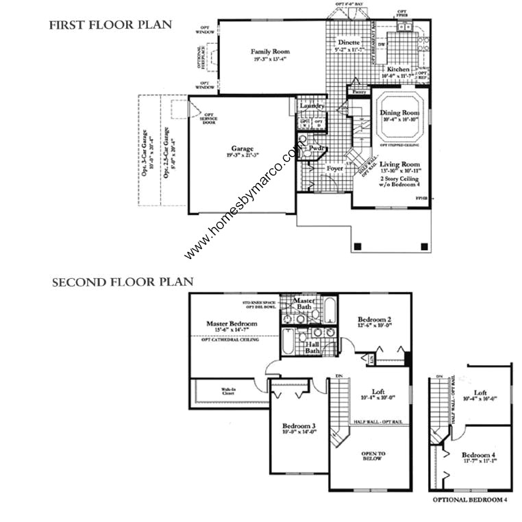 Fairmont Model In The Neuhaven Subdivision In Antioch