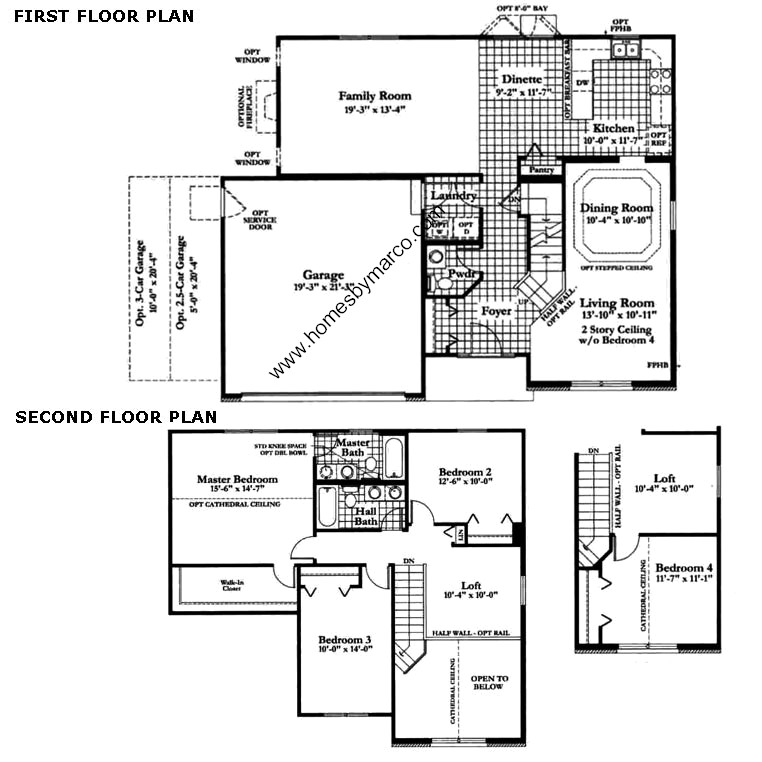 Fairmont Model In The Clublands Antioch Subdivision In