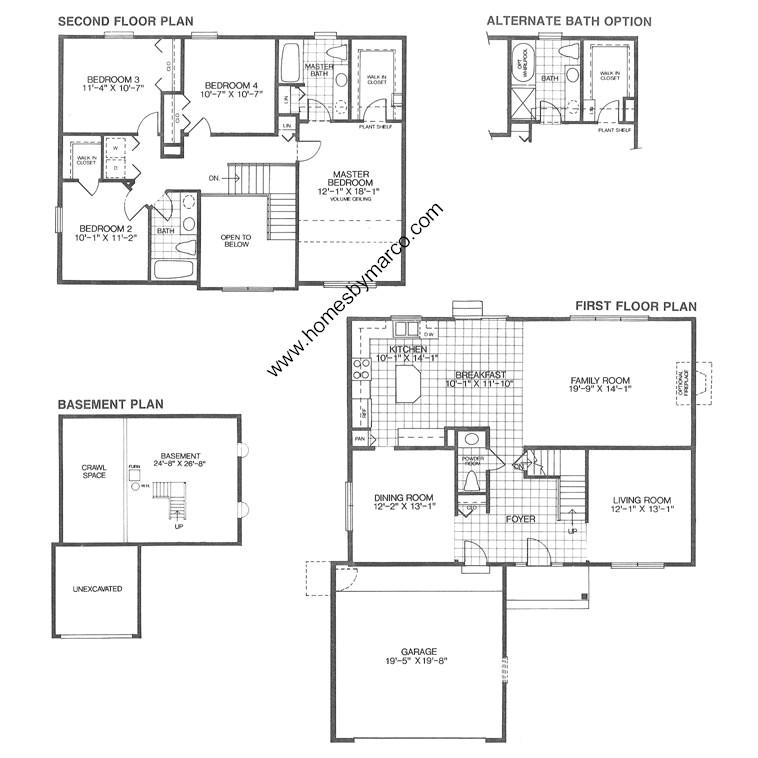 Homestead model in the bright meadows subdivision in round Homestead house plans