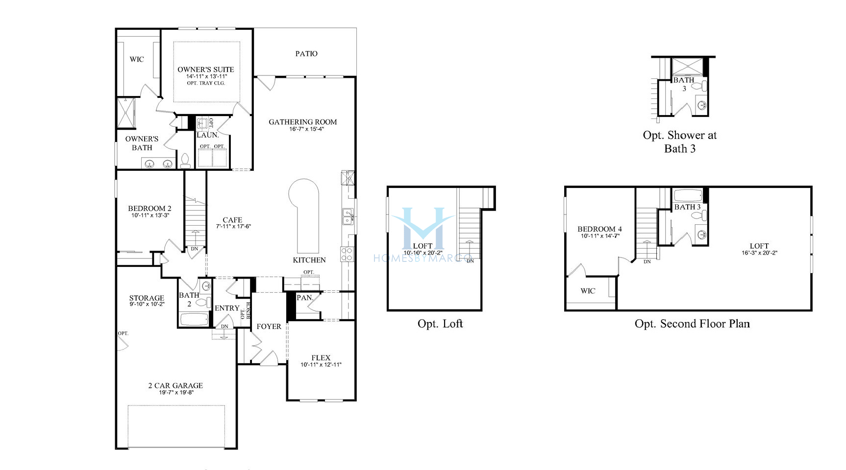 Martin Ray model in the Hawthorn Hills subdivision in Hawthorn Woods ...