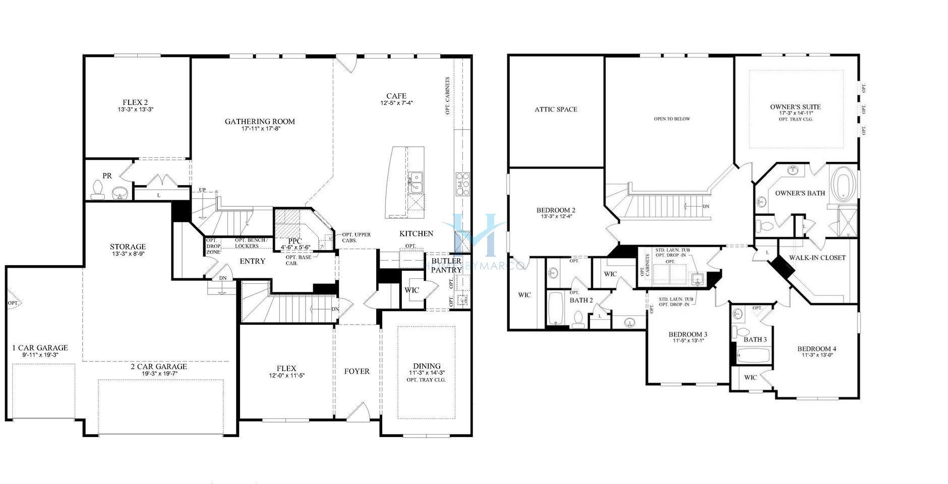 Melrose model in the ashwood heights subdivision in for Melrose house plan