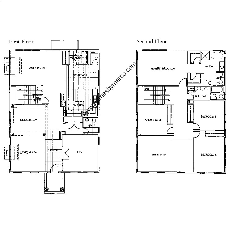 Centennial East Apartments: Melville Model In The Centennial Crossing Subdivision In