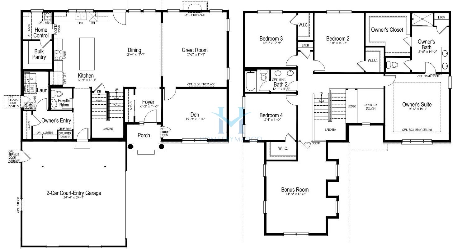 Montgomery model in the Springbank subdivision in Plainfield ...