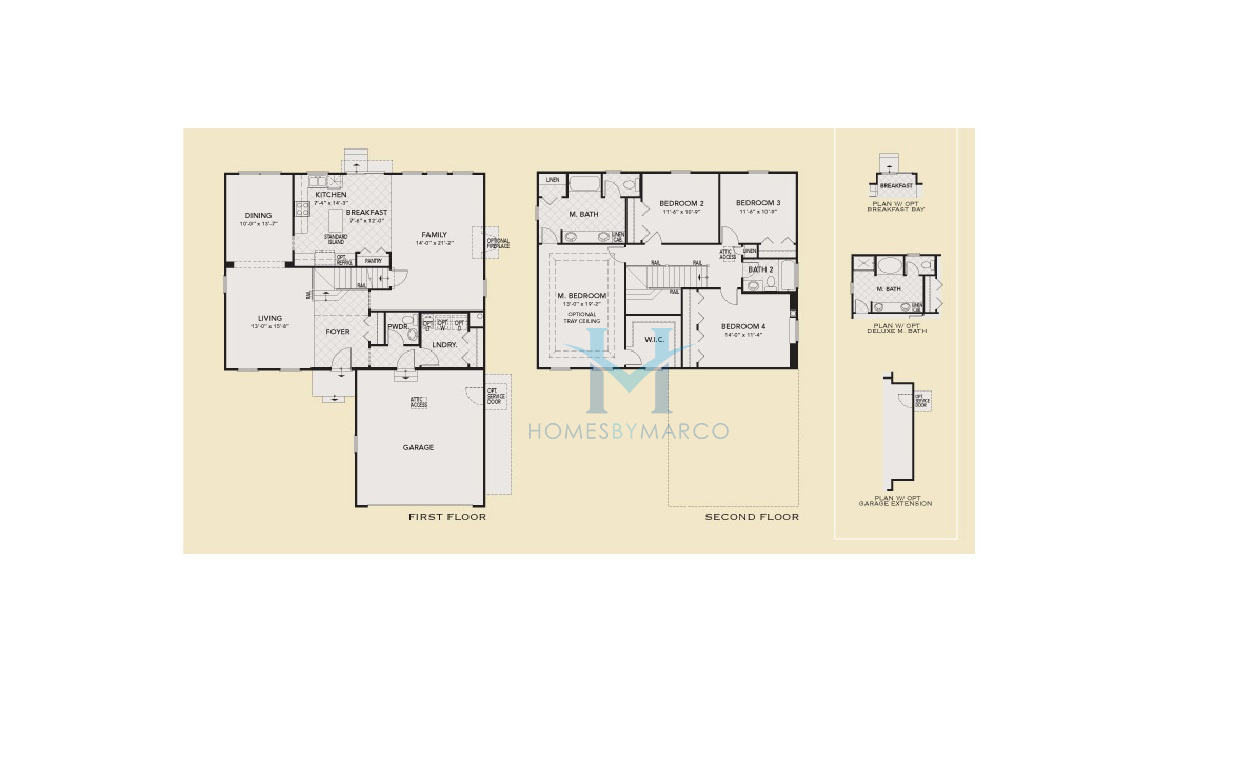 Oxford model in the ashford place subdivision in for Oxford floor plan