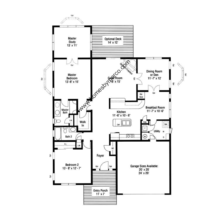 Prairie Ii Model In The Saddlebrook Farms Subdivision In