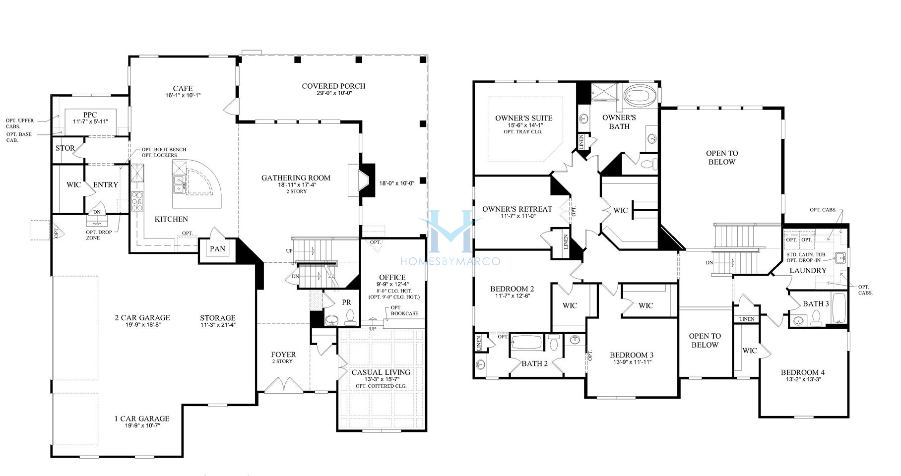 Rockwall model in the legacy of barrington subdivision in for Barrington floor plan