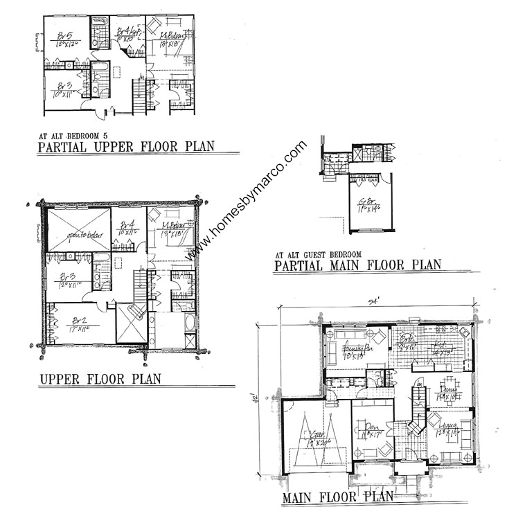 Rockwell model in the augusta green subdivision in vernon for Builders plan service augusta ga