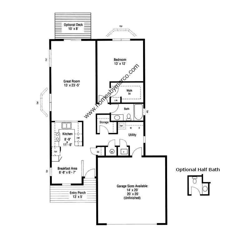 Sage model in the saddlebrook farms subdivision in for Sage floor plan