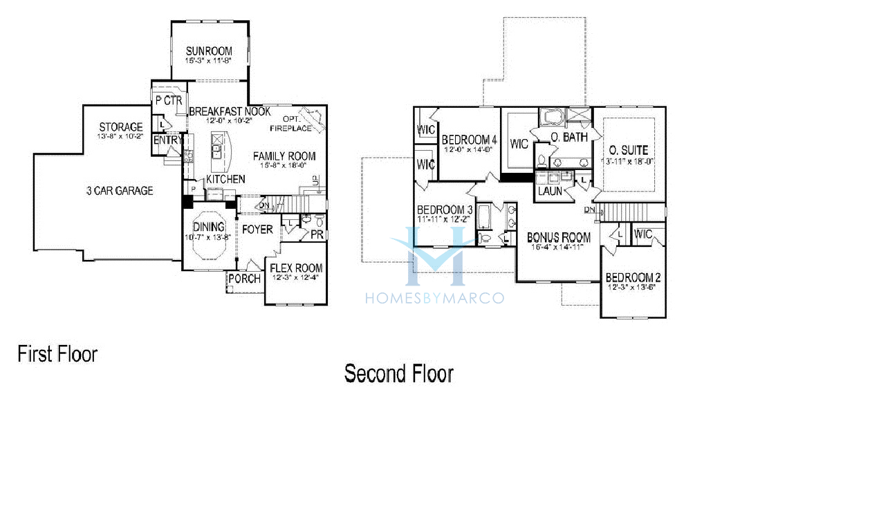 Saratoga model in the ashwood creek subdivision in for Saratoga homes floor plans