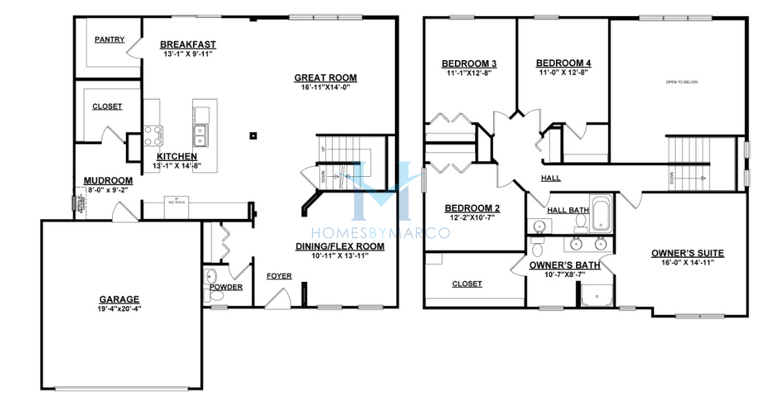 Sequoia model in the Ashford Place subdivision in Plainfield ...