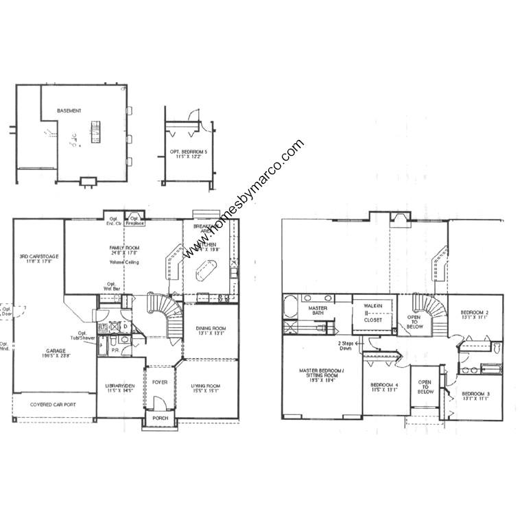 Luxury Bungalow Designs further Floor Plan For Affordable 1100 Sf House With 3 Bedrooms And 2 Baths in addition 653785 One Story 4 bedroom  2 bath traditional ranch style house plan also Black Horse Kb2245up 3 besides Majestic Homes Floor Plans. on luxury homes in nigeria