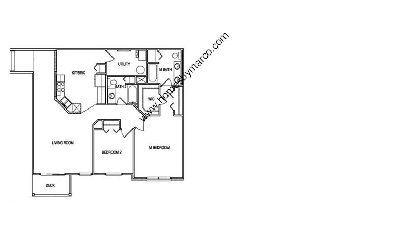 Sterling Model In The Bridgeview Place Subdivision In
