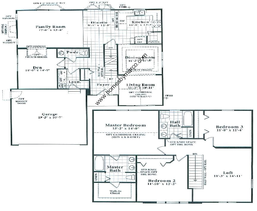 Stratford model in the valley lakes subdivision in round for Stratford homes floor plans