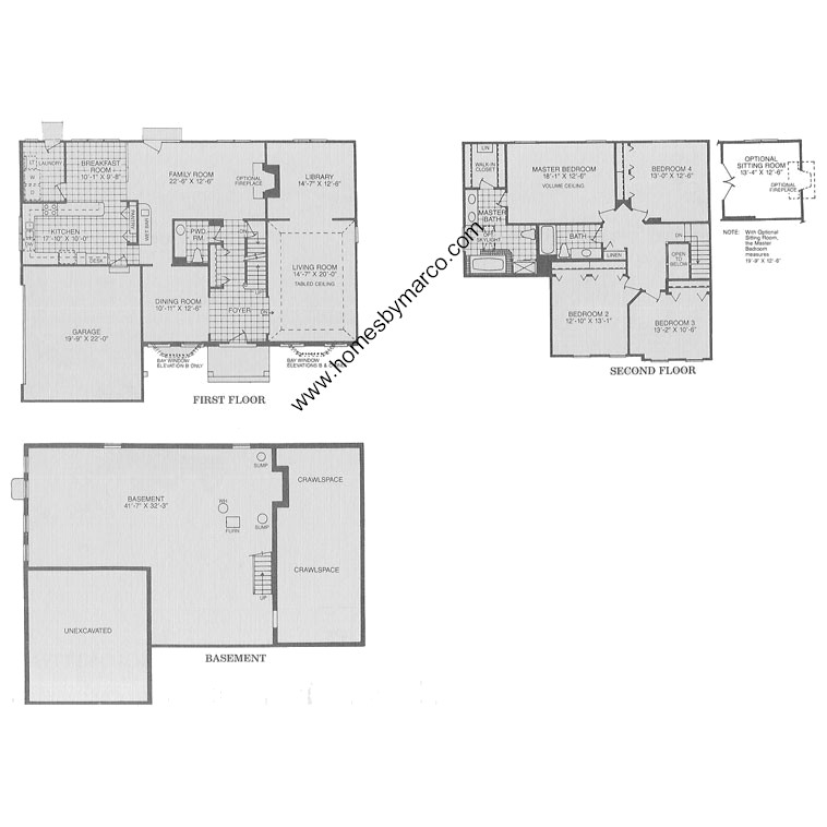 Wellington Model In The Mill Creek Crossing Subdivision In
