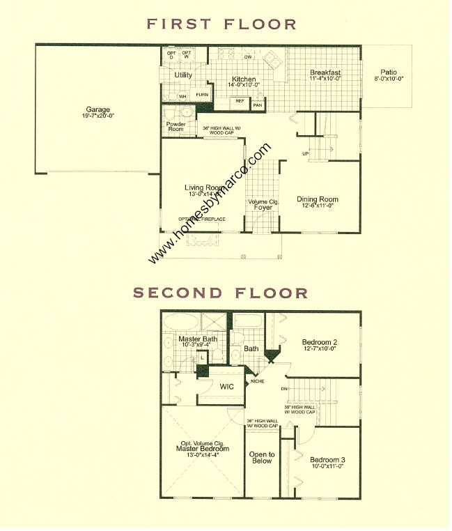 Wentworth Apartments: Wentworth Model In The Windsor Pointe Subdivision In Sugar