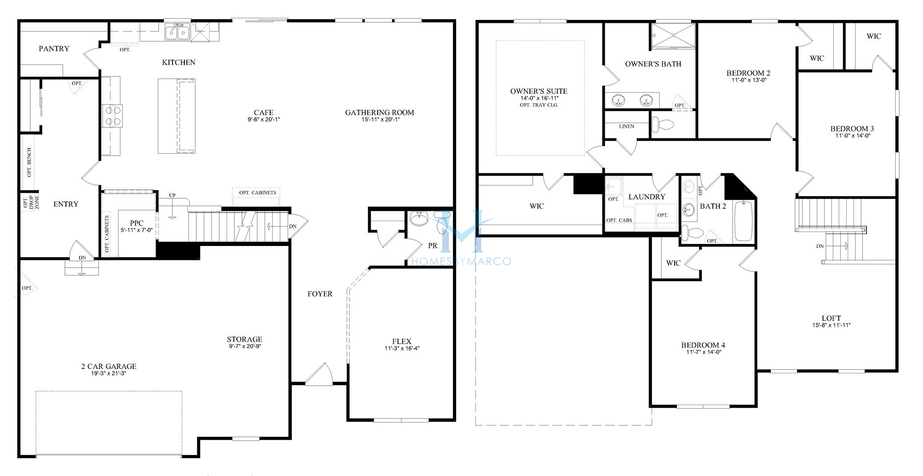 Westchester model in the autumn creek subdivision in for 1120 westchester place floor plan