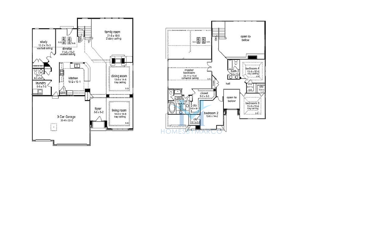 Wildstone model in the Highland Woods subdivision in Elgin, Illinois ...