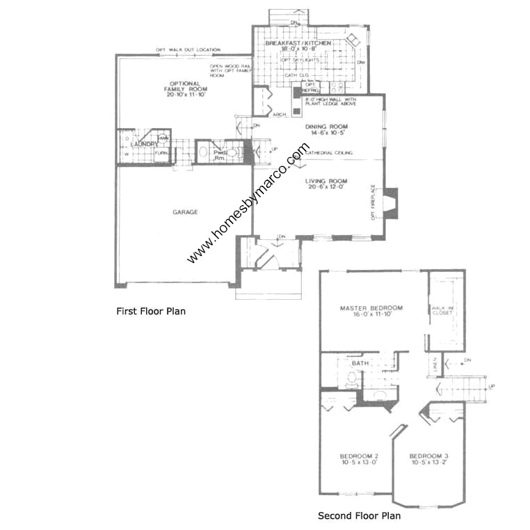 Windsor model in the twin creeks subdivision in for Windsor homes floor plans