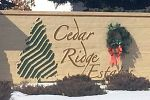 Cedar Ridge Estates