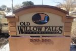 Old Willow Falls