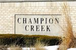 Champion Creek