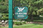 Colonel Holcomb Estates