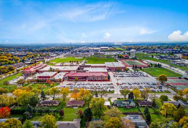 Joliet Township High School | Joliet ... - Home - Joliet Twp