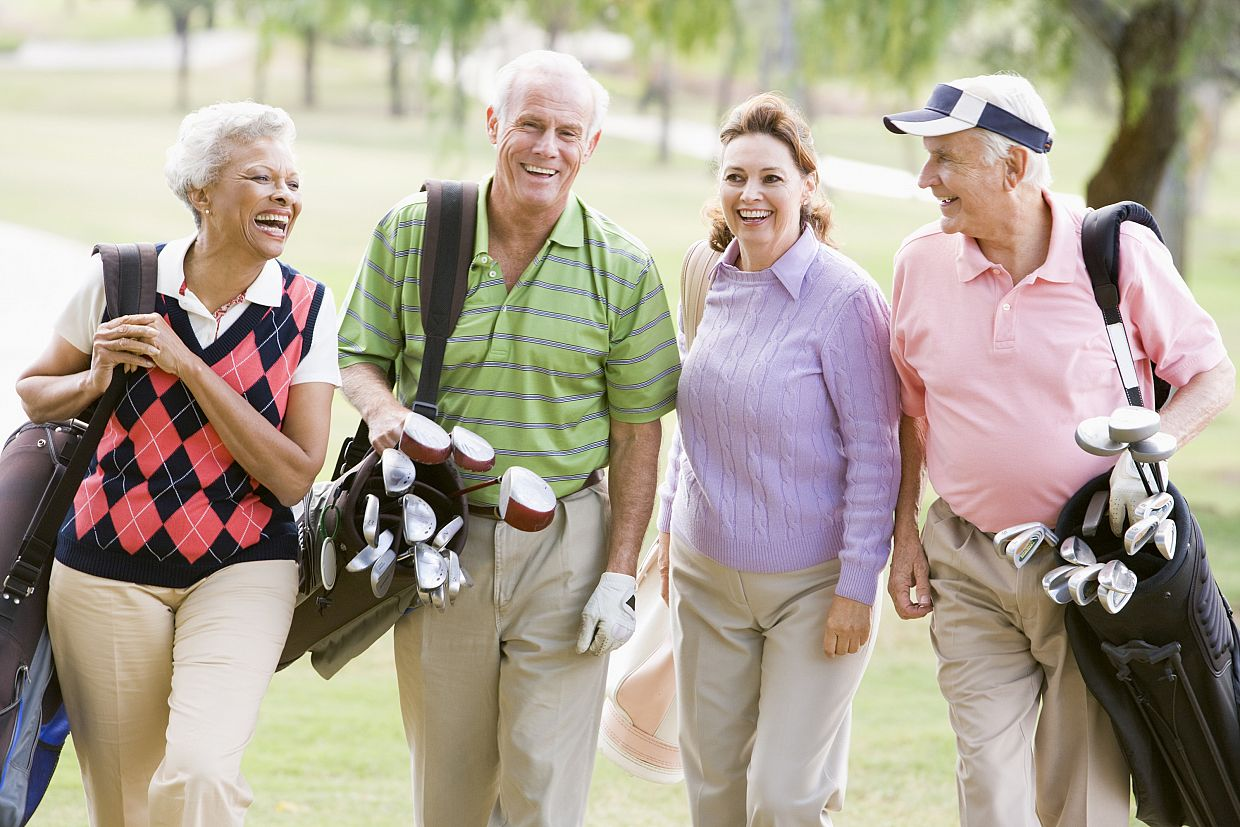 active adult golf communities