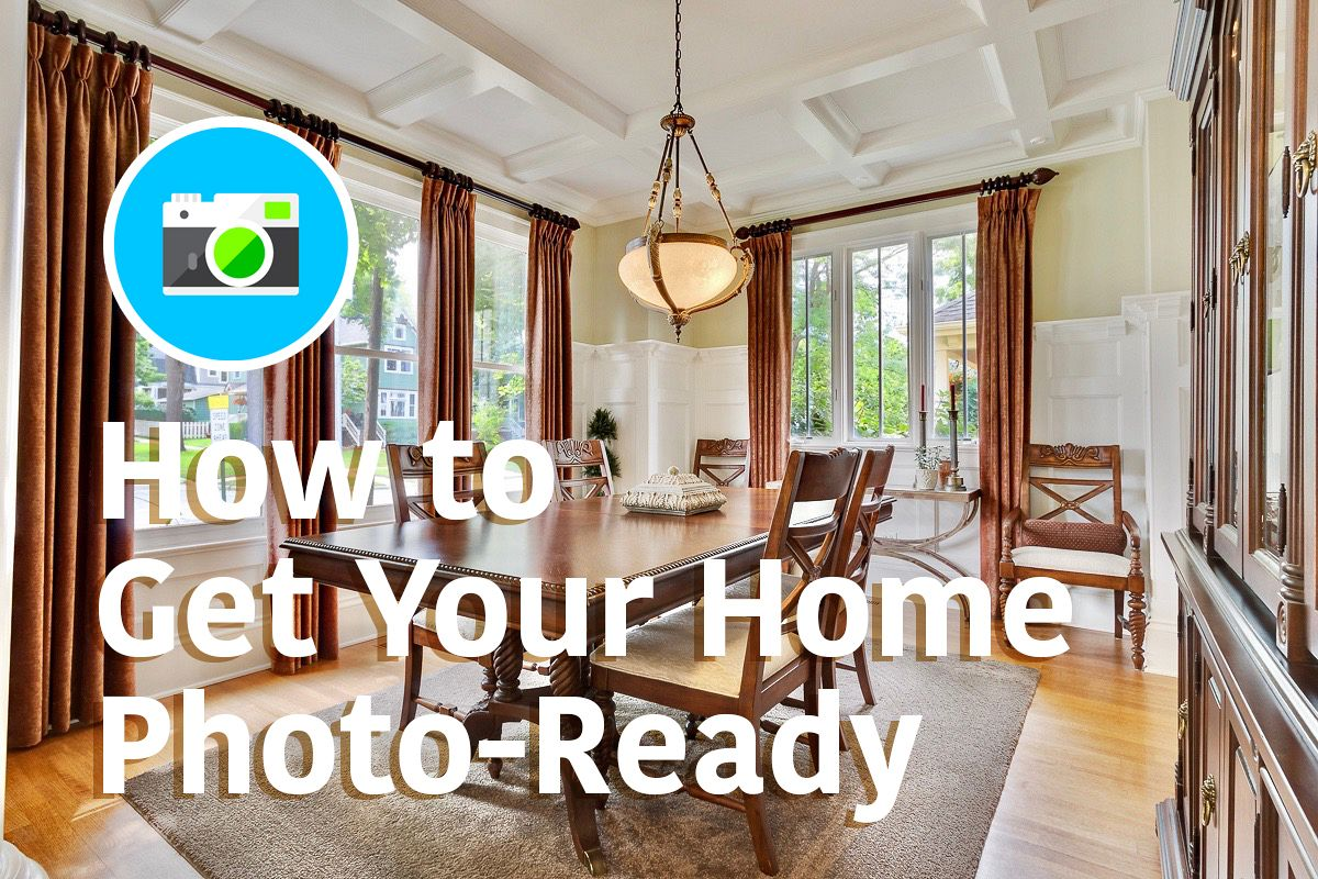 How to Get Your Home Photo-Ready